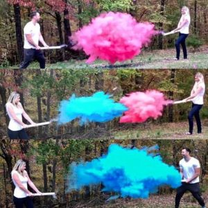 The big gender reveal